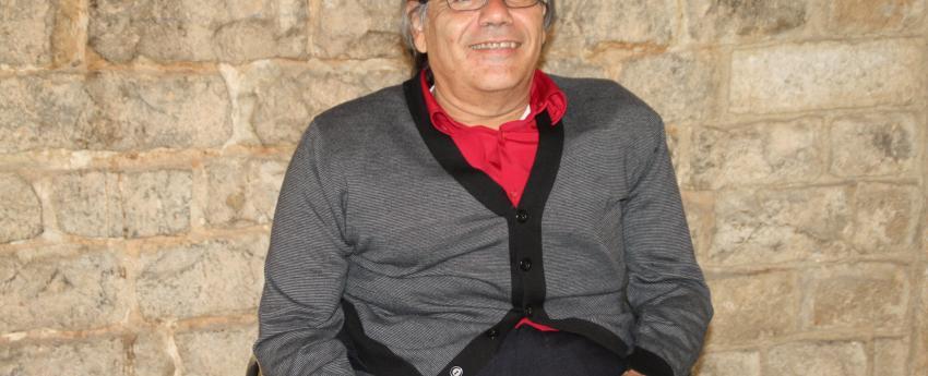 Imatge de l'Antonio Guillén, president d'ECOM.