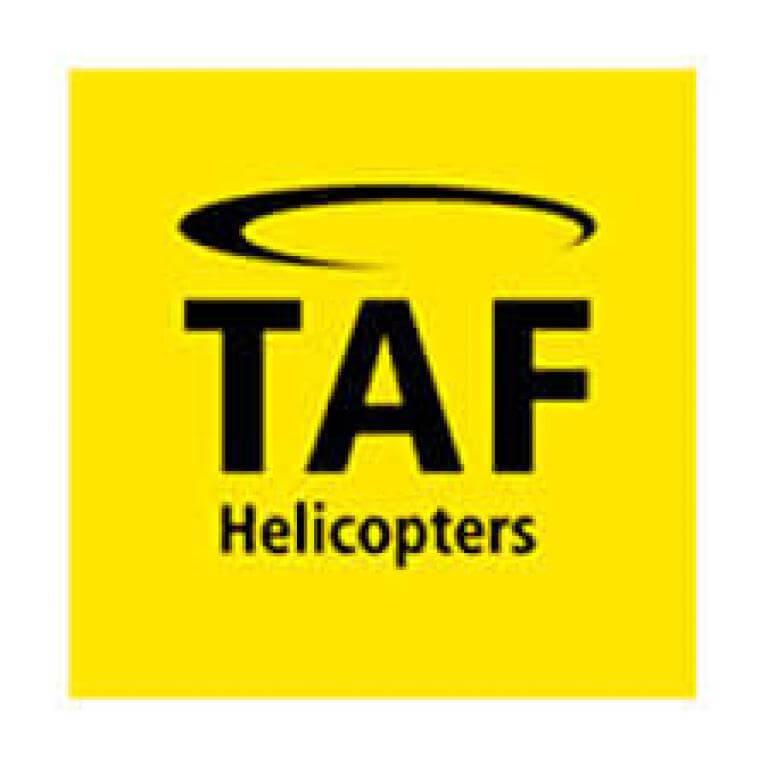 TAF helicòpters